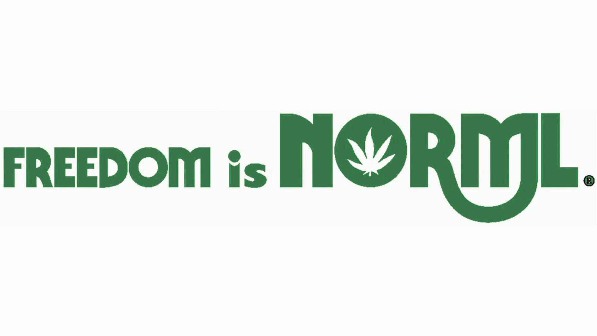 Freedom is NORML!